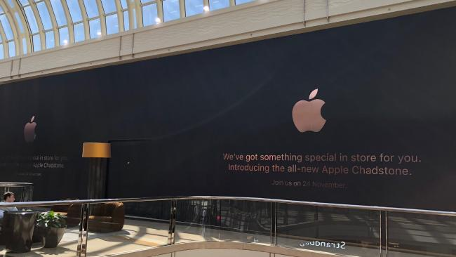 apple-chadstone-construction